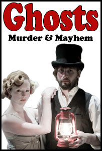 Aspen's DarkSide Historical Ghost, Murder & Mayhem Walking Tour